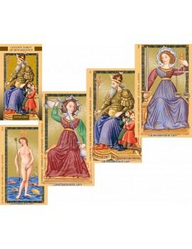 Tarot Dorado del Renacimiento