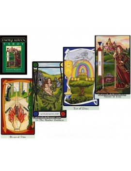 """Tarot Faery Wicca """"Collection"""""""