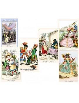 Tarot Fantastic Menagerie...