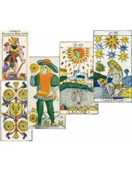 Tarot Francois Heri (Numbered)