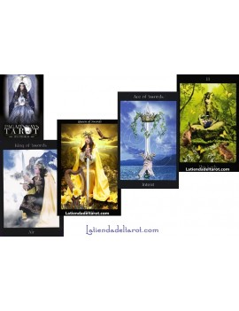 "Tarot Pagan Ways ""Last Units"""
