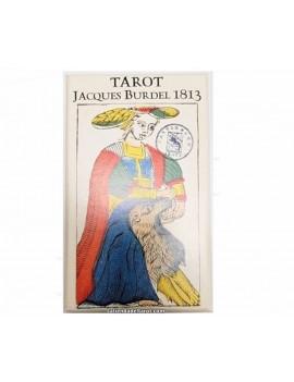 Tarot Jacques Burdel 1813...