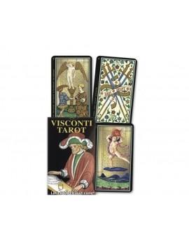 """Visconti Tarot Mini """"Latest..."""