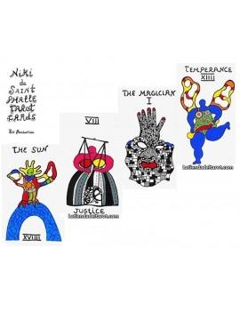 Tarot Niki by Saint Phalle...