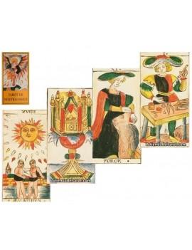 """Tarot Nostradamus """"Colección"""""""