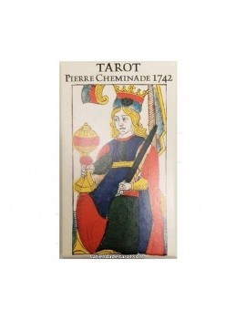 Tarot Pierre Cheminade 1742...