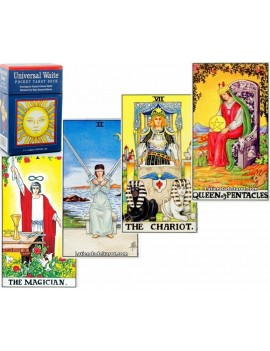 "Tarot Universal Waite ""Pocket"""