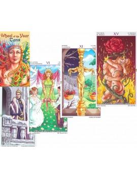 Tarot Wheel of the year