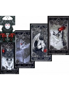 Tarot XIII By Nekro