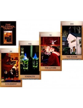"The Alcohol Tarot ""Latest..."