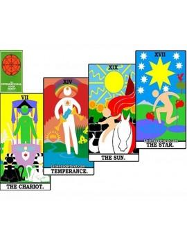 The International Icon tarot