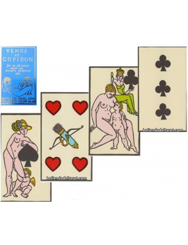 Venus et Cupidon Cartes