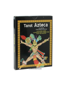 Tarot Azteca (Colección)...