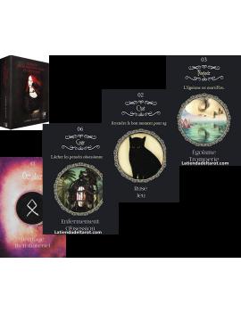 """L'oracle de la sorcière noire et des runes """"Últimas Unidades"""""""