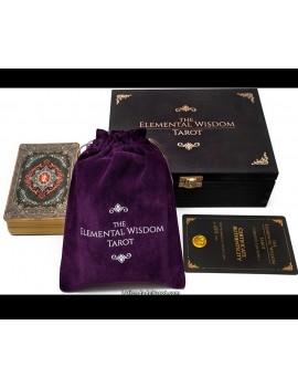 The Elemental Wisdom Tarot...
