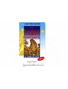 Libro: Tarot Esoterico...