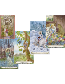 Pack: The Fairy Tale tarot...