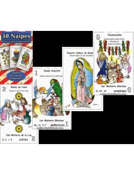 Los Naipes del Rosario...