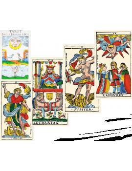 Tarot Jacob Joerger 1801...