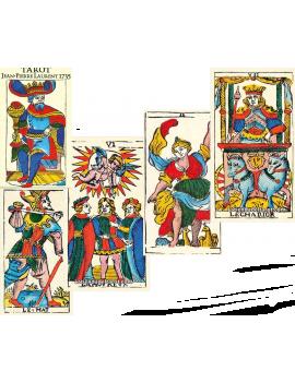 Tarot Jean Pierre Laurent...