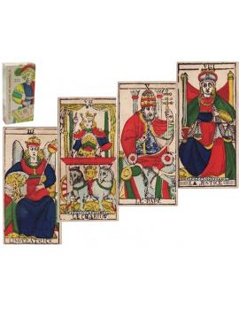 Antiguo Tarot de Marsella...