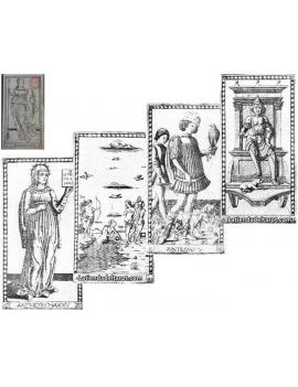 I Tarocchi di Mantegna...