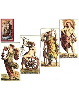I Tarochini di Secolo XVII...