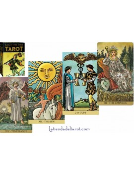 Tarot Radiant Wise Spirit