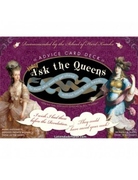 Ask the Queen cards