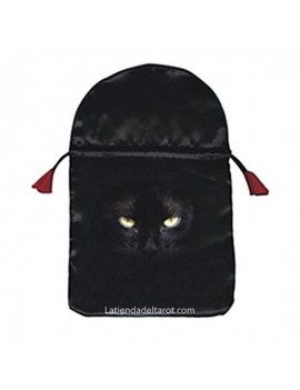 Tarot Black Cat Bag