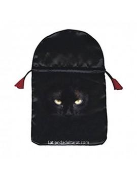 Bolsita Tarot Gato Negro