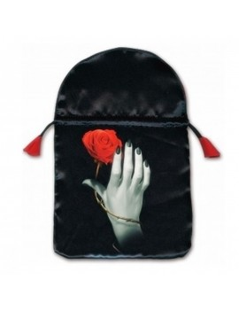 Tarot Rose Hand Bag