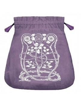 Art Nouveau tarot bag