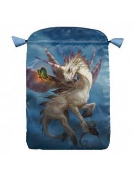 Unicorn tarot bag