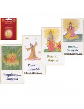 "Buddha Cards mini ""Collection"""