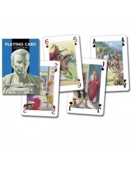 Ancient playing cards Rome...