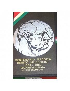 Centenario Nascita Benito...