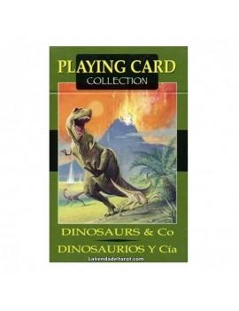 Dinosaur and company charts