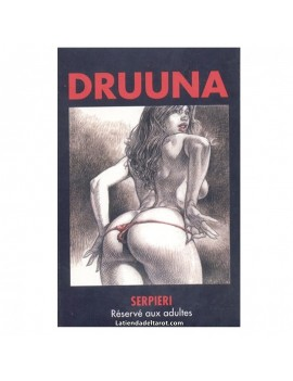 Druuna Cards (Eroticas)...