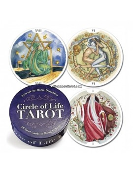 Circle of life Tarot (Round...