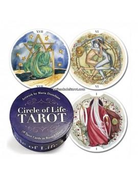 Circle of life Tarot (Round...
