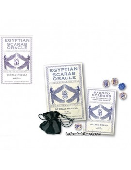 "Egyptian Scarab Oracle ""Collection"""