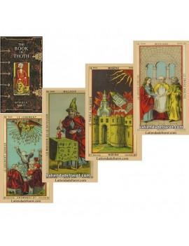 El Libro de Thoth, Tarot...