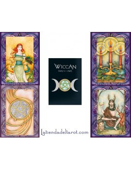 "Wicca Oracle Cards ""Last..."