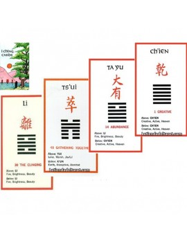 "I Ching Cards ""Collection"""