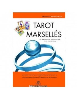Book: Tarot Marsellés