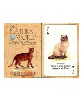 Natural Wolrd Playing cards...