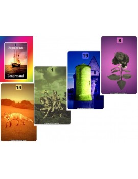 "Lenormand Rainbow ""Collection"""