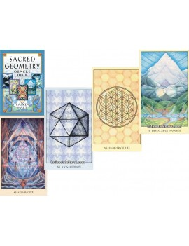 Oracle Sacred Geometry...