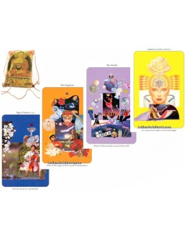 Self Guided Tarot...